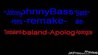 Timbaland - Apologize JB remake on fl studio 9 [.flp download]