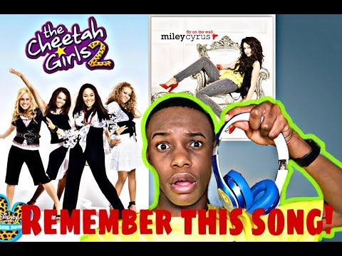 REMEMBER THESE DISNEY SONGS??  RENARD J