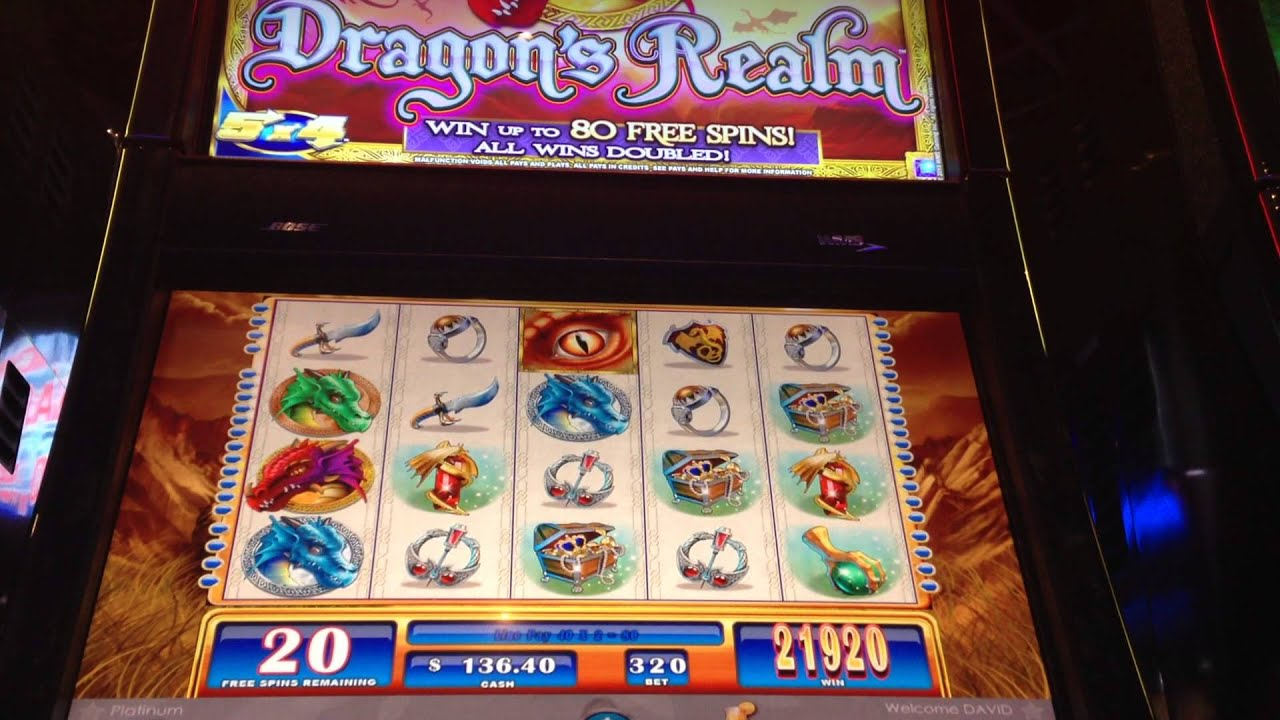 Dragons Realm Slot