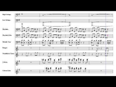 Donkey Kong Country 1: DK Swing Sheet Music