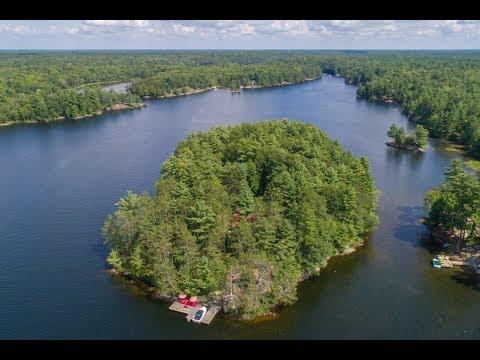 "3429 Severn River ""Johnston's Island"" Video Tour"