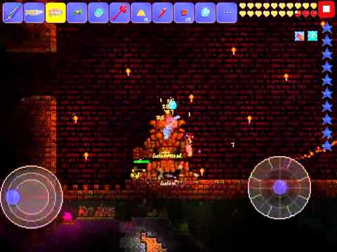 terraria how to get into jungle temple without key