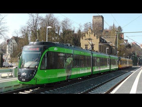 """ET 2010 """"Ökostrom"""" & Transall (Bad Wimpfen/Neckar)"""