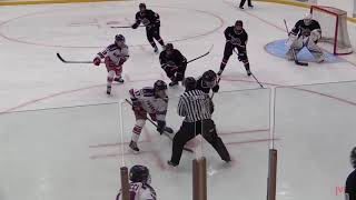 OJHL Highlights: North York Rangers vs Mississauga Chargers