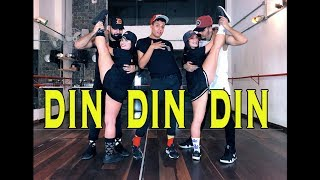 Baixar Ludmilla - Din Din Din feat. Mc Pupio & Mc Doguinha (COREOGRAFIA) Cleiton Oliveira