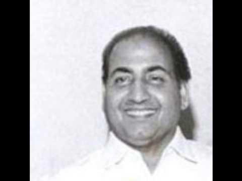 Very Rare Mohd Rafi Punjabi 1st time