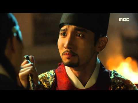 [Scholar Who Walks The Night] 밤을 걷는 선비 16회 - Shim Chang-min and Lee Joon-gi vs Yeo Eui-ju  20150827