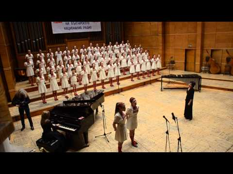 The Bulgarian National Radio Children's Choir  - Детският радио хор - Nothing else matters