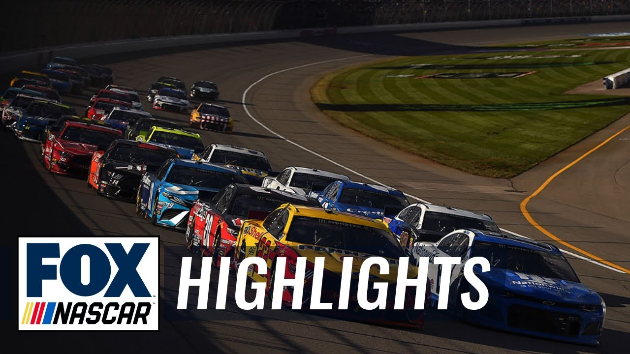 Firekeepers Casino 400 at Michigan | NASCAR on FOX HIGHLIGHTS