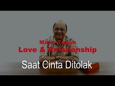 Saat Cinta Ditolak - Mario Teguh Love & Relationship