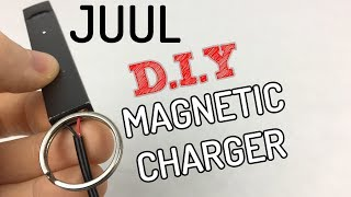 How to Make Homemade DIY Juul Magnetic Charger