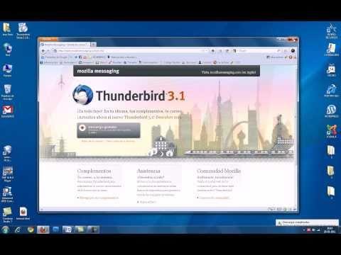 Plantillas de e-mail - Mozilla Thunderbird