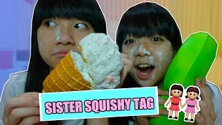 Sister Squishy Tag! | Brenda Prisicilla