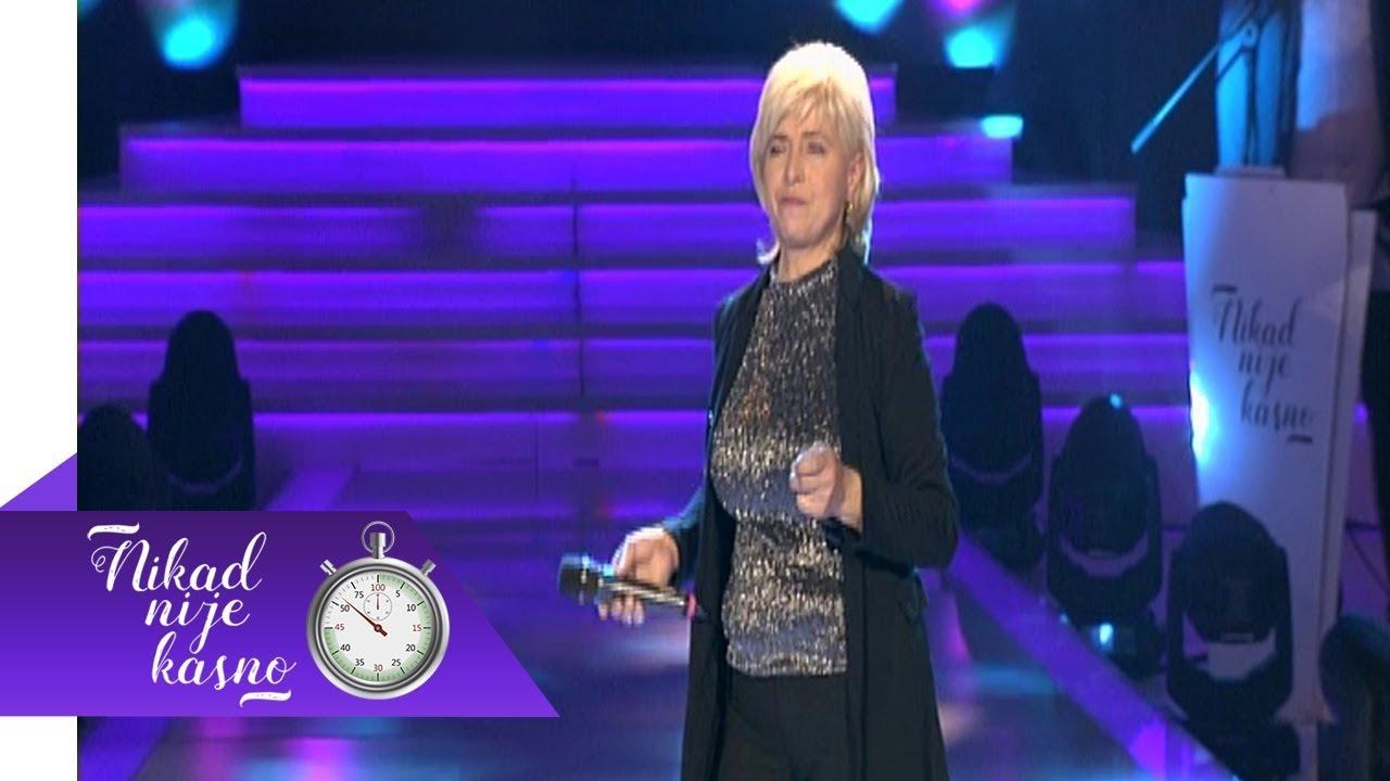 Javorka Pesic - Zbog tebe - (live) - Nikad nije kasno - EM 02 - 10.09.2016
