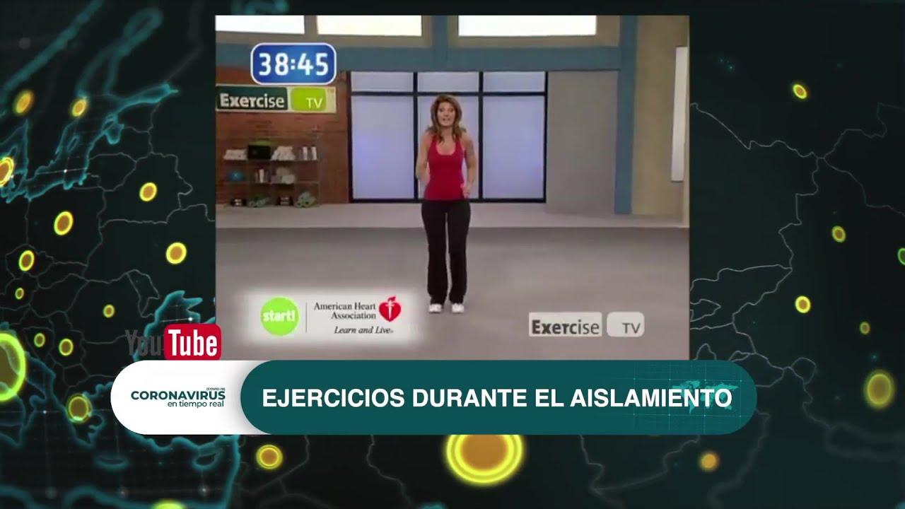 videos de ejercicios de la asociación americana de diabetes