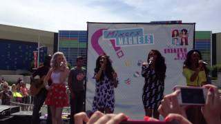 Little Mix- Wings Live