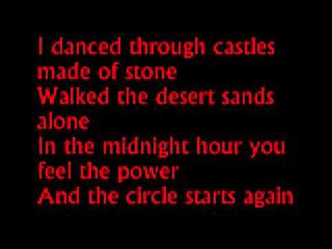 Blackmore's Night The Circle Lyrics
