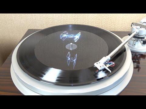 Hologram Vinyl - Star Wars TFA Soundtrack