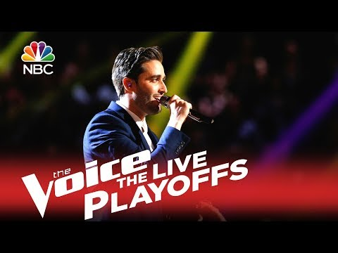 Viktor Kiraly - All Around The World (The Voice Live Playoffs 2015)