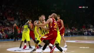 Galatasaray  87 103 Fenerbahçe Ülker Basketbol Euroleague
