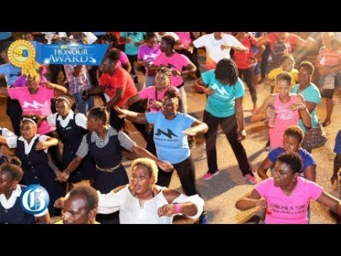 #RGHonours - Health and Wellness: Jamaica Moves Campaign ... Moving towards better health