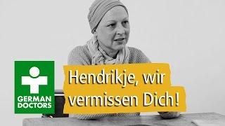 ✟ In Gedenken an Hendrikje Fitz | German Doctors e.V.