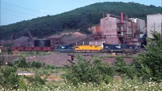 Rails Around Missouri