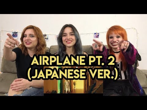 BTS (防弾少年団) 'Airplane pt.2 -Japanese ver.-' MV REACTION | Young4ever!