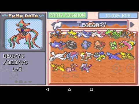 Pokemon sapphire all legendary pokemon cheats codes youtube - Pokemon saphir pokemon legendaire ...