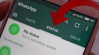 किसी के व्हाट्सएप्प स्टेटस को बिना Seen किये कैसे देखे | Check Whatsapp status Without Seen Them |