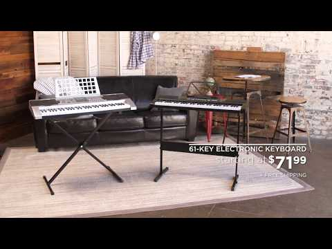 Best Choice Products' 61-Key Electronic Keyboard