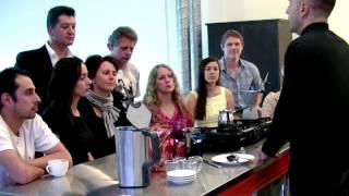 A Brief History of How Espresso Coffee Originated - XO Coffee