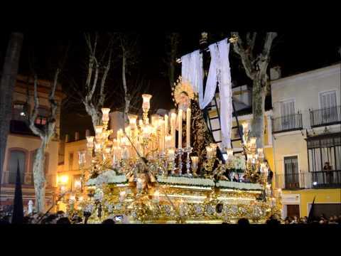 Entrada de La Soledad de S. Lorenzo - Semana Santa de Sevilla 2013