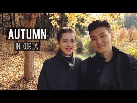 🍂 FALL in Korea | Seoul Forest | & An Awesome Car 국제커플이 다녀온 가을 향 나는 서울숲 (자막 CC)