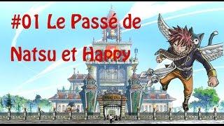 Les personnages Fairy Tail #01 Natsu et Happy