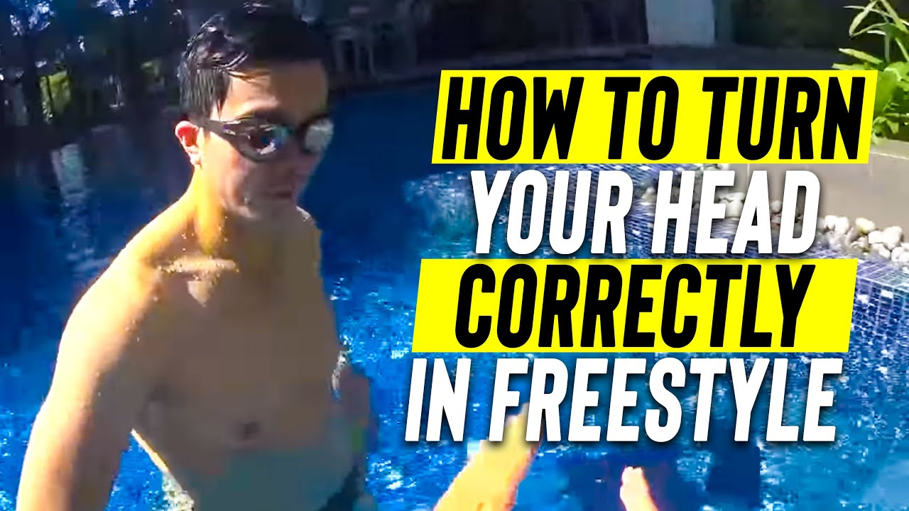 How to learn to swim yourself 8