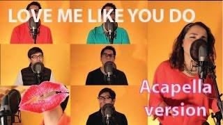 Love me like you do - Ellie Goulding (acapella cover) Dafne Celada Robert AE Jose Luis Pavón