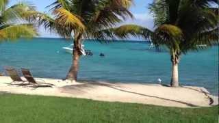 Villa De la Plage en Guadeloupe, front de mer
