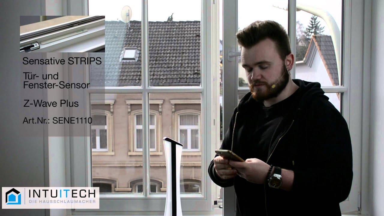 Fenster Paul fibaro meets sensative strips paul neuhaus