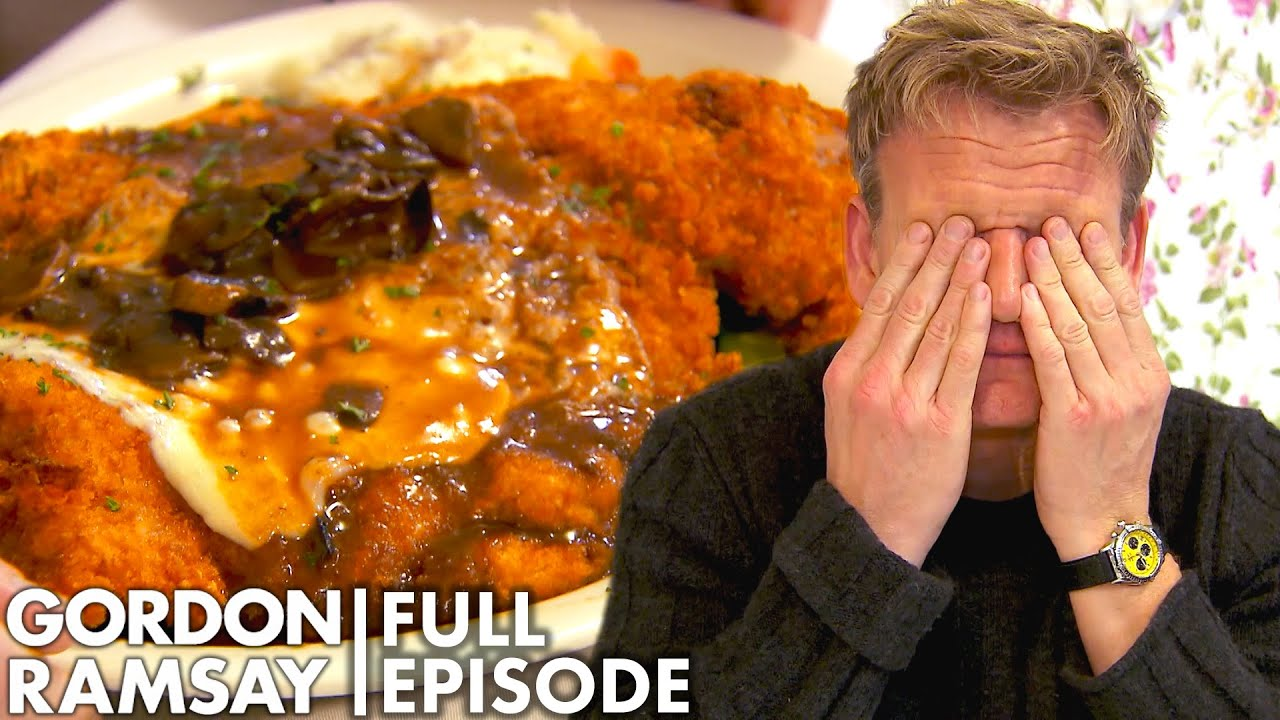 """""""It's Like Someone's Dropped A T-Rex Foot On My Plate"""" 