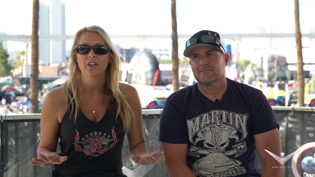 Iron Amanda Resurrection Martin Velocity