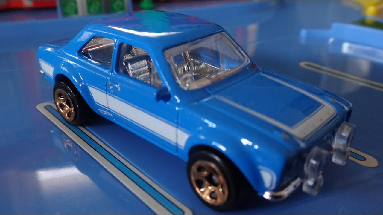Fast & Furious 6 - Brian's Ford Escort RS1600 - Hot Wheels ...