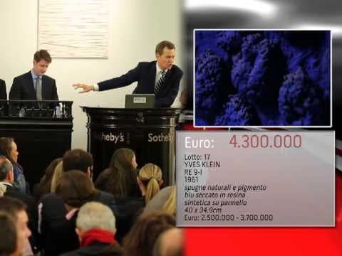 Top Lot - Le Aste in Diretta - Sotheby's London - Autumn 2012
