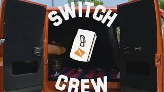 Switch Crew Van Exit