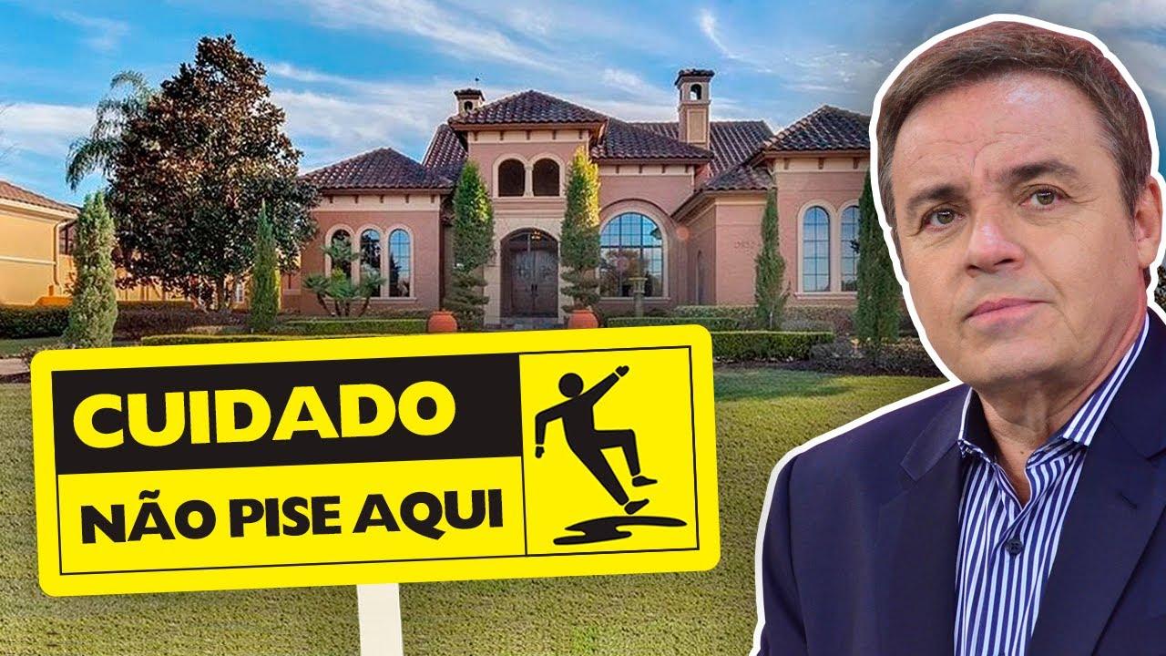 GUGU LIBERATO tinha uma CASA diferente do Brasil? Faltou o AVISO!