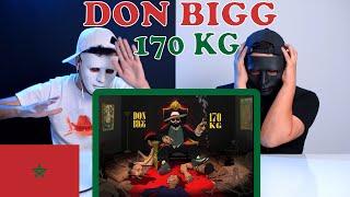 DON BIGG - 170 KG / Reaction Show 🇲🇦   الجزء الأول من الكلاش