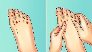 Le Massage Des Pieds Peut T'aider à Soigner Tous Les Problèmes de Santé Grâce à Ces 10 Astuces