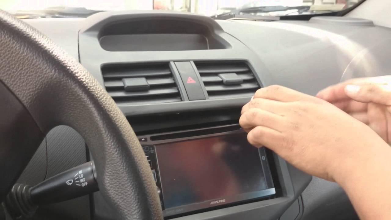 Desmontar Estereo Chevrolet Spark / JMK - YouTube