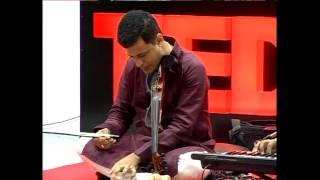 Music beyond convention: Keyboard Sathya & Embar S. Kannan at TEDxSAIRAM