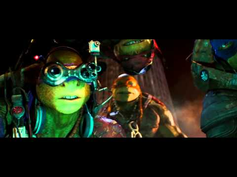 Ninja Turtles - Spot TV (HD)